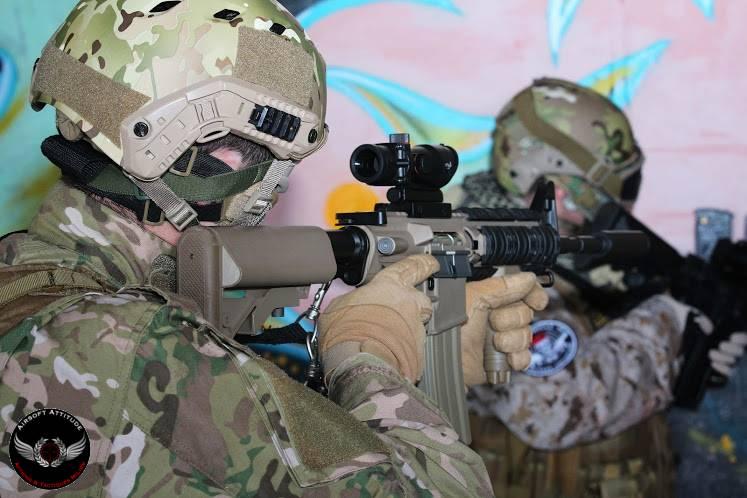 Airsoft, appui, résistance, couverture, débordement, tactique, stratégie militaire