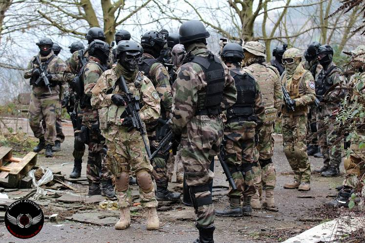 formation airsoft, programme, entrainement airsoft, drill, tuto, training dynamic