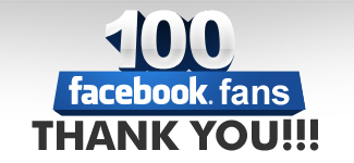 100-facebook-fans-thank-you!!