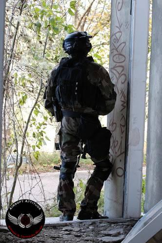 Observer à couvert