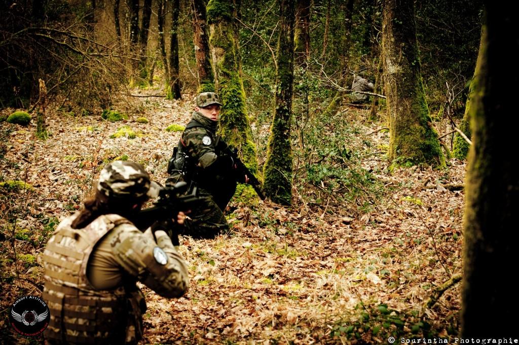 airsoft, paintball, objectif, assaut, technique, combat, strategie, reco, soutien, appui, déplacement, formation