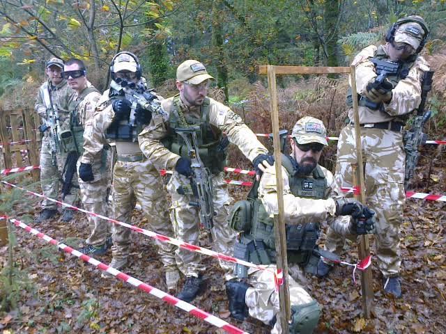 training cqb