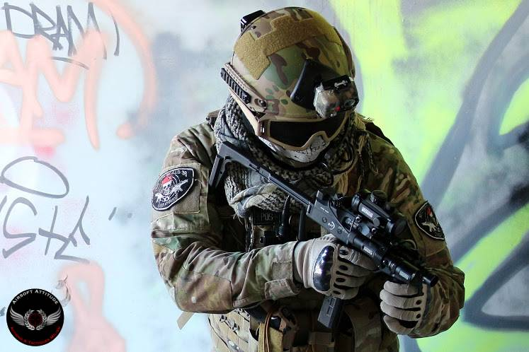 airsoft, paintball, milsim, débutant, commando, erreur, highlander, guerilla