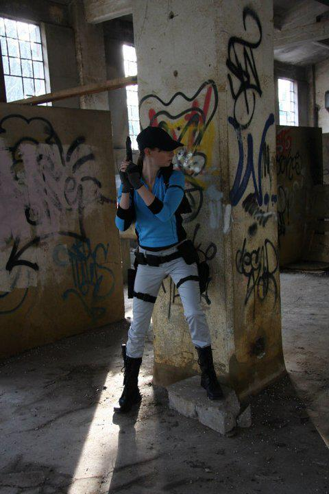 Femme Airsoft