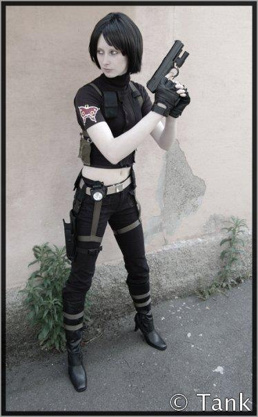Resident Evil Girl