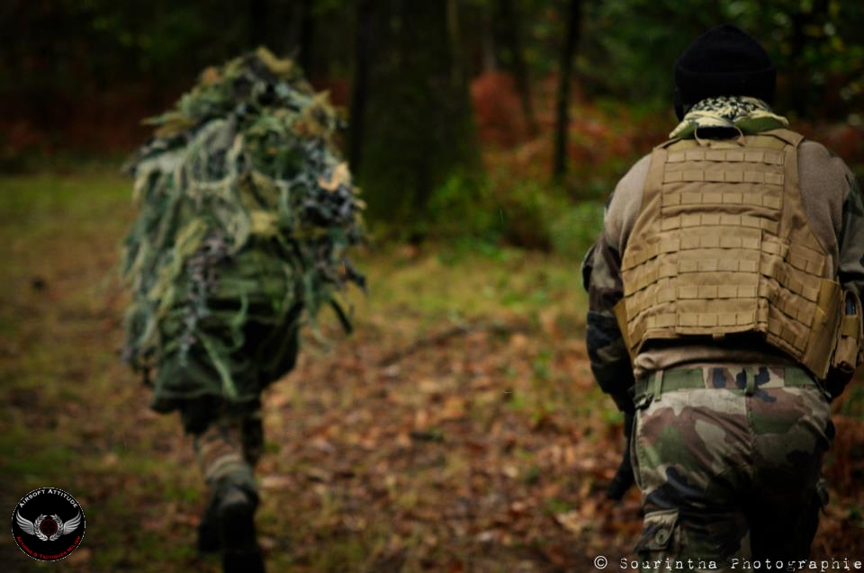 Exfiltration Airsoft