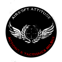 Logo Airsoft Attitude Vieillit