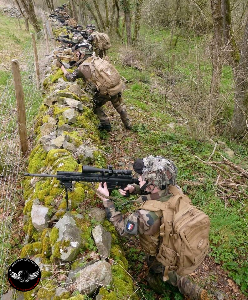 airsoft, stratégie, tactical, embuscade, piège, commando, force special
