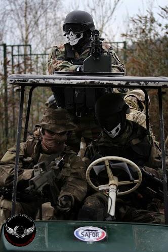 brutalité, feux, gagner en airsoft, tactique commando, billes, rafales airsoft, paintball, M60, M249, Hicap