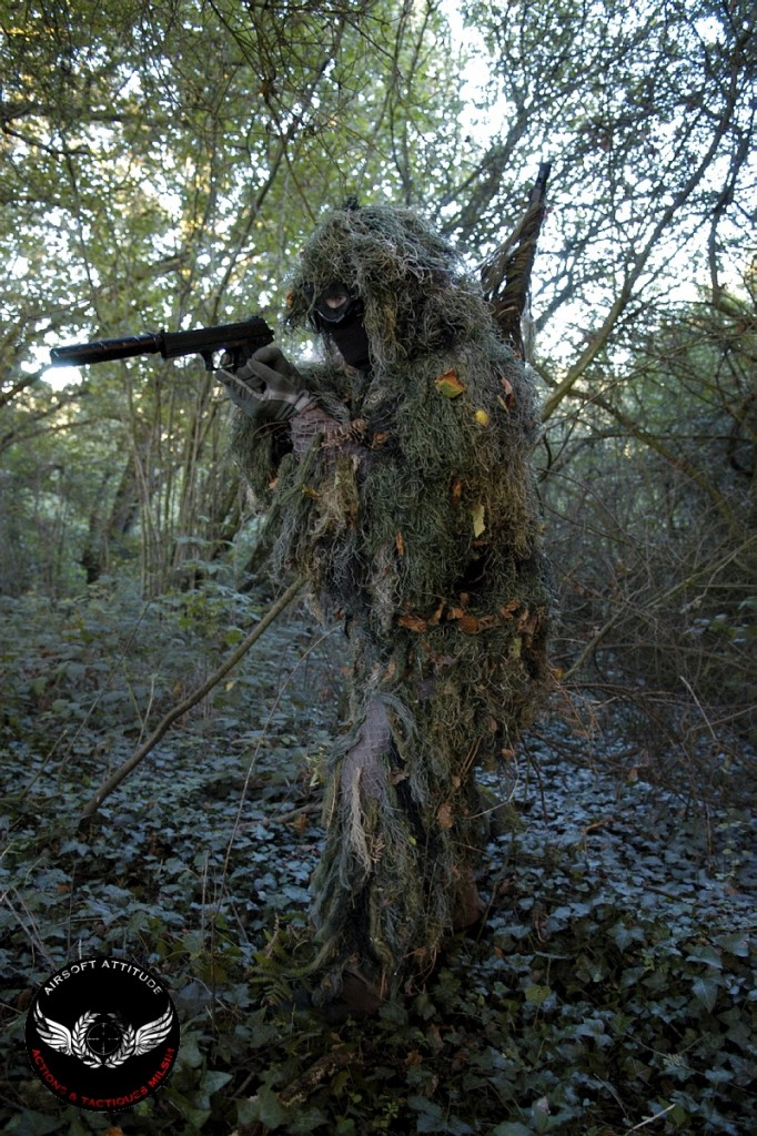 vanvan56, sniper, camouflage, bolt, snip, ghillie, guili, woodland, MK23, video airsoft sniping