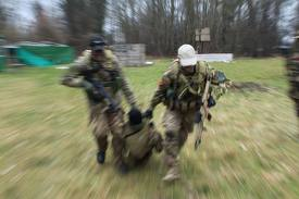 airsoft, paintball, extrem, milsim, medic, out, medic bag, pick and run