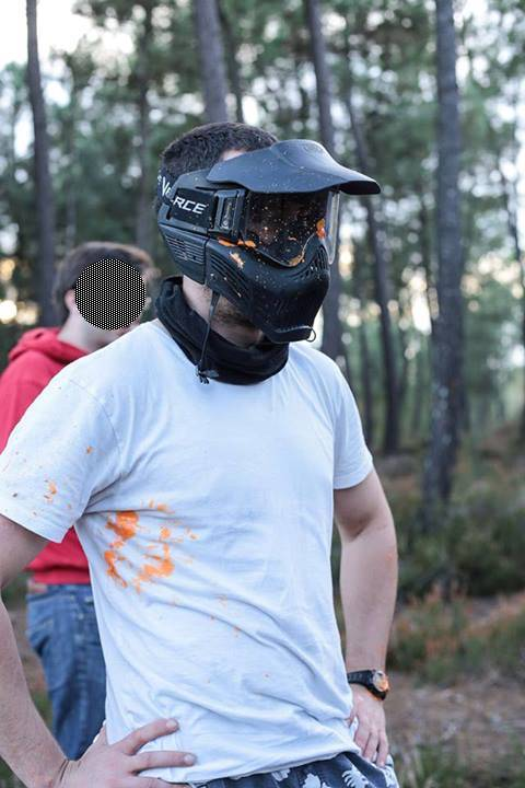 Leader, paintball, airsoft, équipe, team, commander, gun, mineur, etudiant
