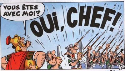 Chef Oui Chef, paintball, airsoft, équipe, team, commander, gun, mineur, etudiant
