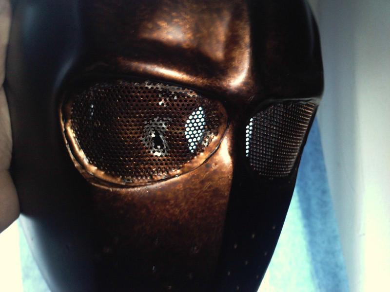 Masque CHeap Impact, masque airsoft cheap, mask, protection, lunette, oeil, yeux, blessure, renovatio phoenix, grille, stalker