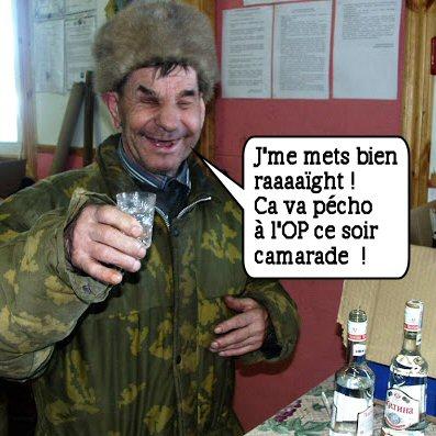 Russe, Airsoft, Airsoft Attitude, Humour